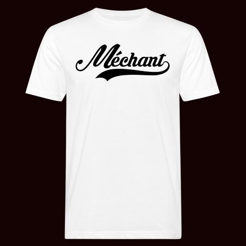mechant_logo - T-shirt bio Homme