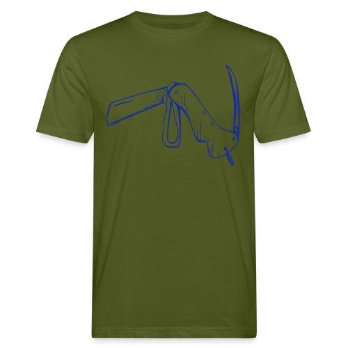 jacknife - T-shirt ecologica da uomo