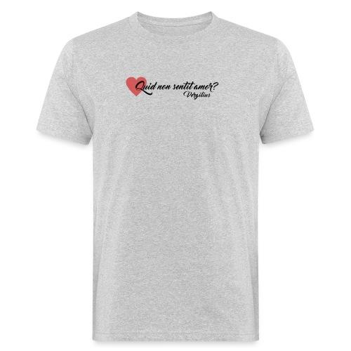 Virgilio - T-shirt ecologica da uomo