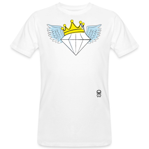 King Diamond Wings - Men's Organic T-Shirt