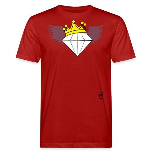King Diamond Wings - Men's Organic T-Shirt