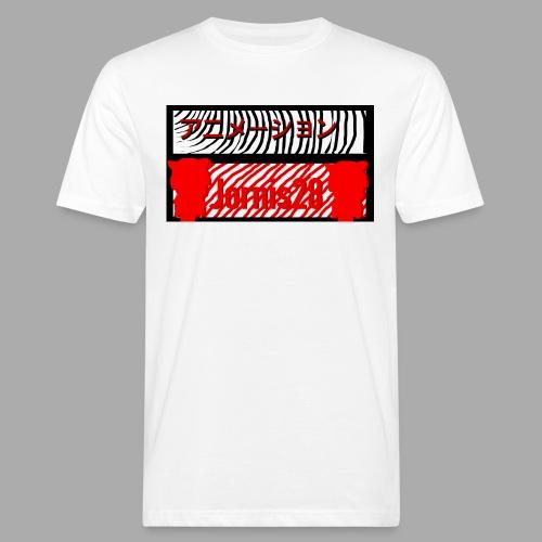 Jornis28_Animation - Männer Bio-T-Shirt