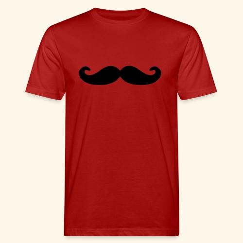 Loco Moustache - Mannen Bio-T-shirt