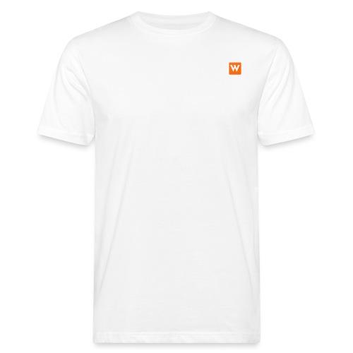 warrify iconic edition - Männer Bio-T-Shirt