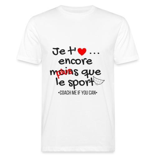 Saint Valentin - T-shirt bio Homme