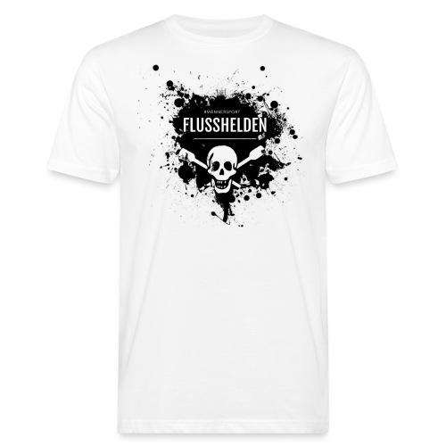 Kandler Flusshelden - Männer Bio-T-Shirt