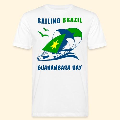 Sailing Brazil - Men's Organic T-Shirt