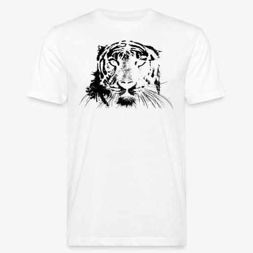 BLACK TIGER - Camiseta ecológica hombre