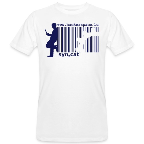 syn2cat hackerspace - Men's Organic T-Shirt