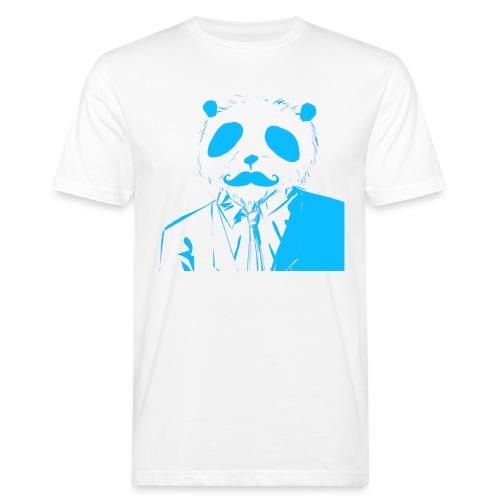 BluePanda Logo - Men's Organic T-Shirt