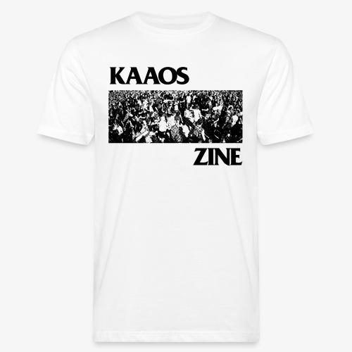 Kaaos Flag - Miesten luonnonmukainen t-paita