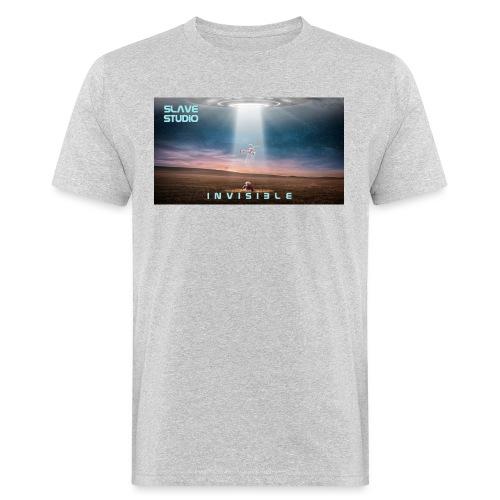 INVISIBLE - T-shirt ecologica da uomo