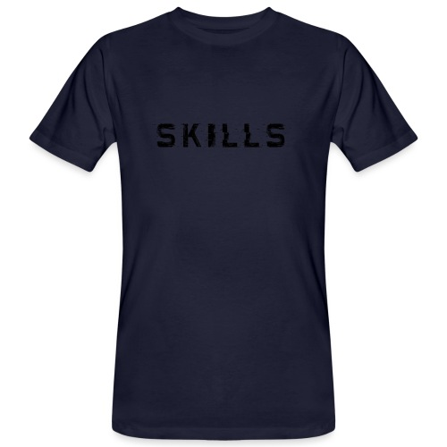 skills cloth - T-shirt ecologica da uomo