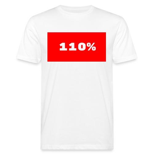 110% Rulez - T-shirt ecologica da uomo