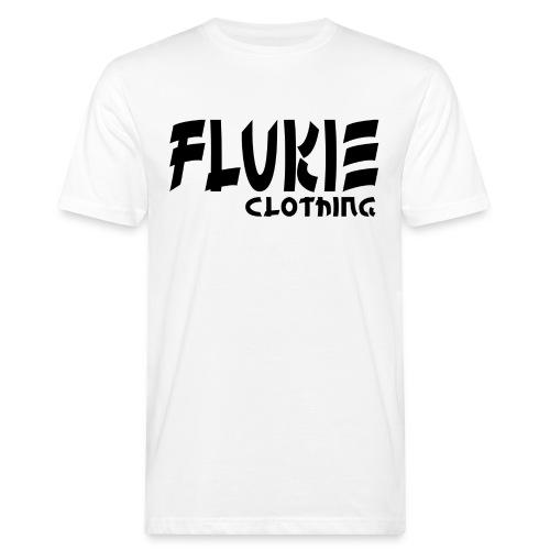 Flukie Clothing Japan Sharp Style - Men's Organic T-Shirt