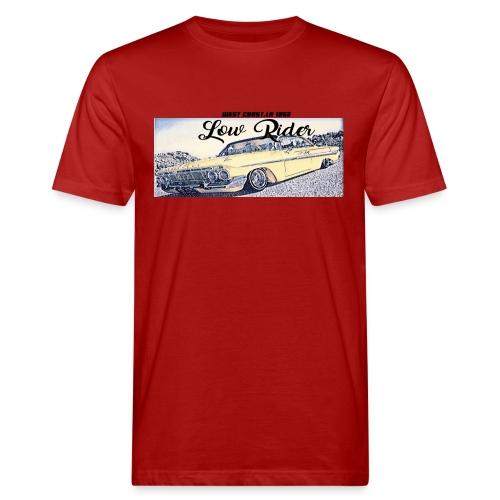 Lowrider impala 1963 vato loco west coast tshirt - Men's Organic T-Shirt