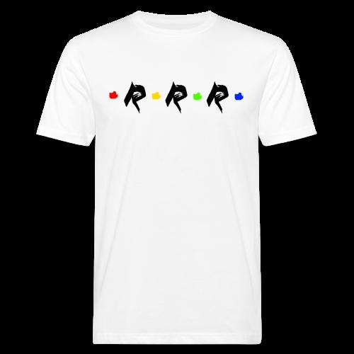 RRR - rainbow. - Männer Bio-T-Shirt