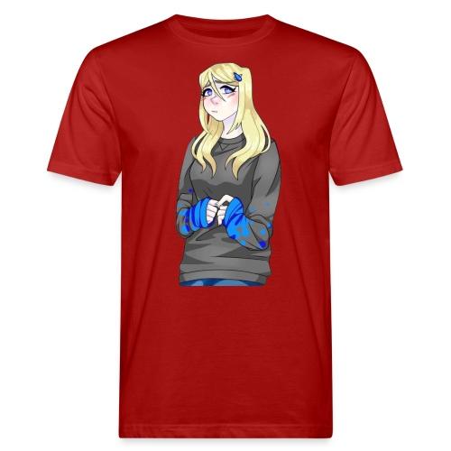 Sad-chan v2 - Men's Organic T-Shirt