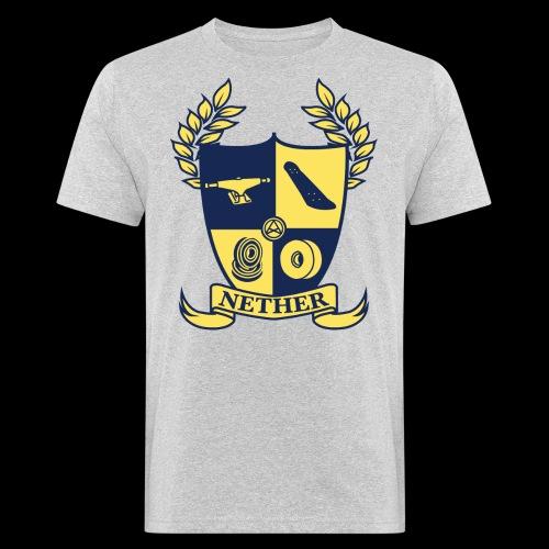 Nether College T-Shirt - T-shirt ecologica da uomo