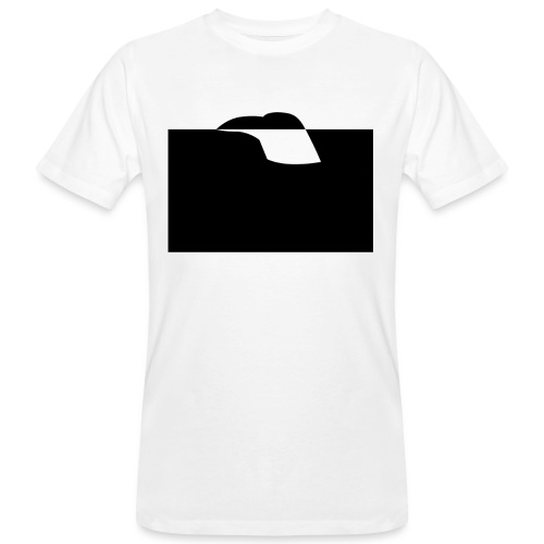 CROW - REVERSE # 1 - Men's Organic T-Shirt