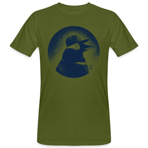 Pinguin dressed in black - Men's Organic T-Shirt