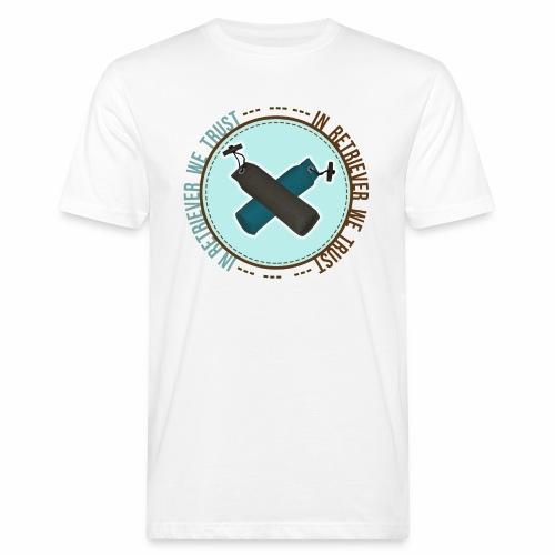 In retriever we trust - T-shirt bio Homme