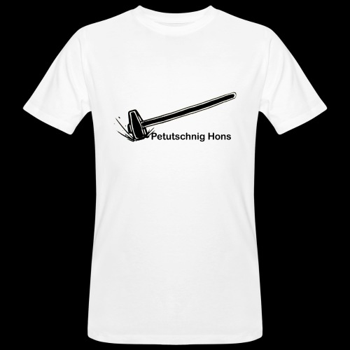 Petutschnig Hons - Männer Bio-T-Shirt
