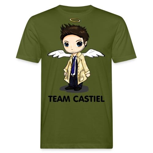 Team Castiel (light) - Men's Organic T-Shirt