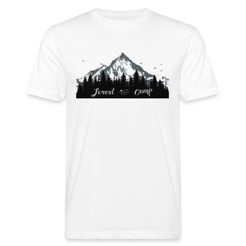 foresta - T-shirt ecologica da uomo