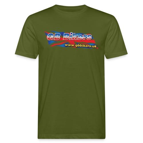 GB Bikers - Men's Organic T-Shirt