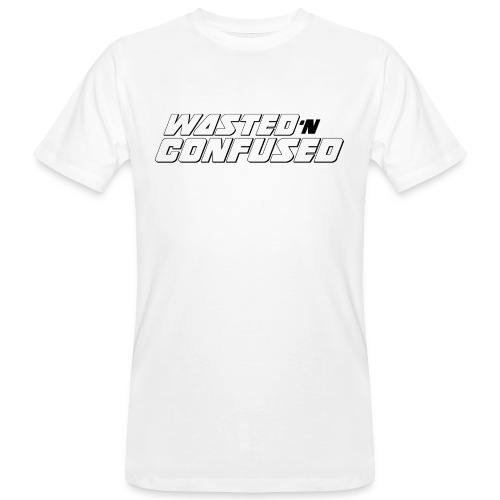OFFICIAL WNC MERCHANDISE (wit) - Mannen Bio-T-shirt