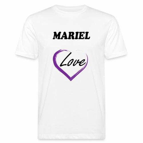 Mariel Love - Camiseta ecológica hombre