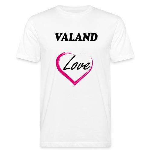 ValAnd Love - Camiseta ecológica hombre