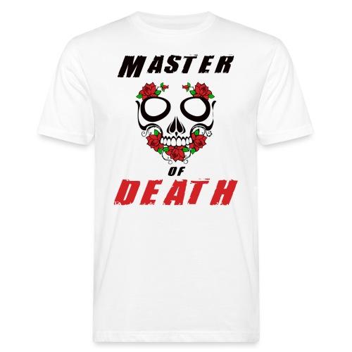 Master of death - black - Ekologiczna koszulka męska