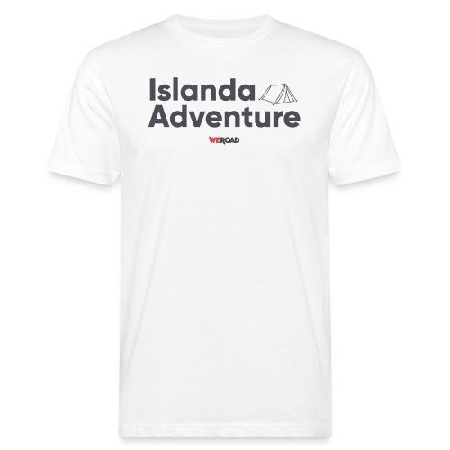 Islanda Adventure - T-shirt ecologica da uomo