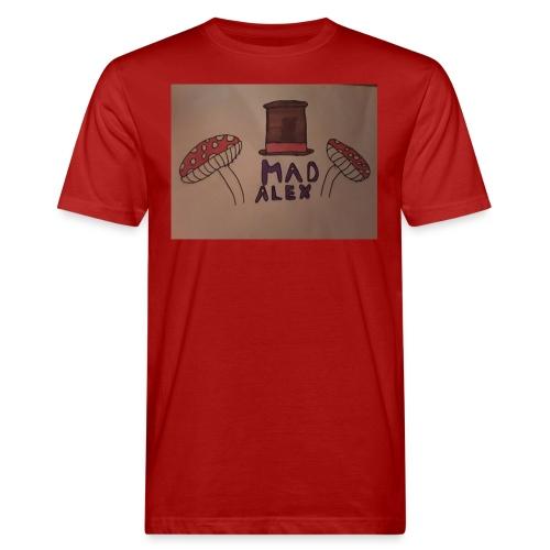Mad Alex Logo - Men's Organic T-Shirt