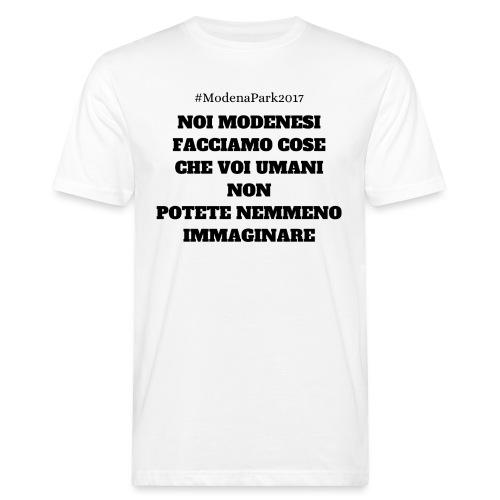 Noi Modenesi - T-shirt ecologica da uomo