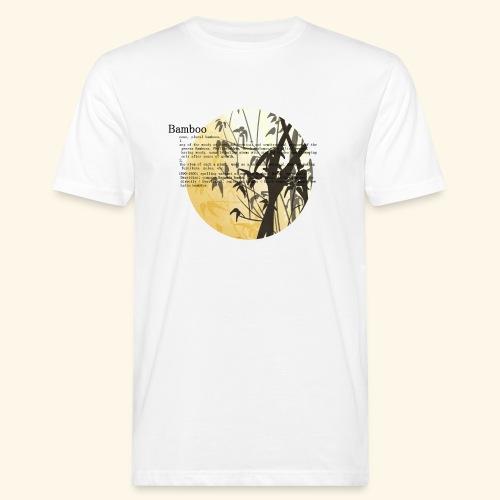 Bamboo - Ekologisk T-shirt herr