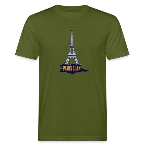 Paris Eiffel - Men's Organic T-Shirt