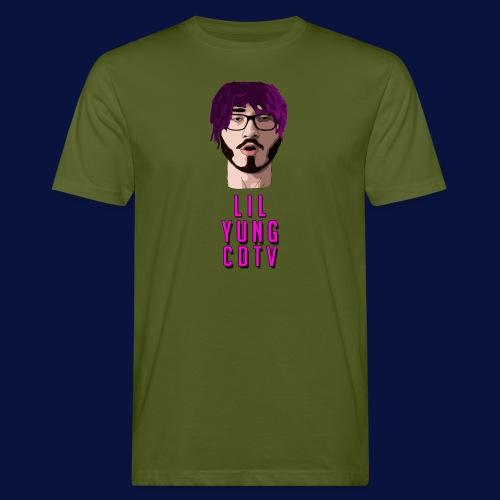 LIL YUNG CDTV ALT. TEXT - Men's Organic T-Shirt