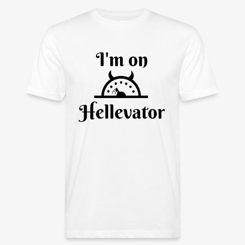 I'm on hellevator - T-shirt bio Homme