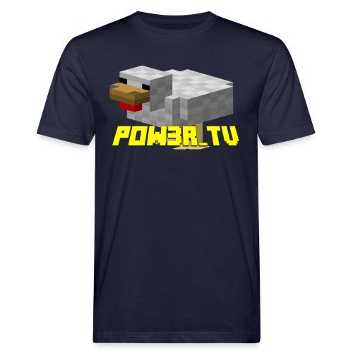POW3R-IMMAGINE - T-shirt ecologica da uomo