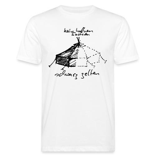 keine halben Sachen - Männer Bio-T-Shirt