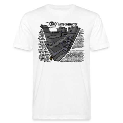 Jacobs Slott - Ekologisk T-shirt herr