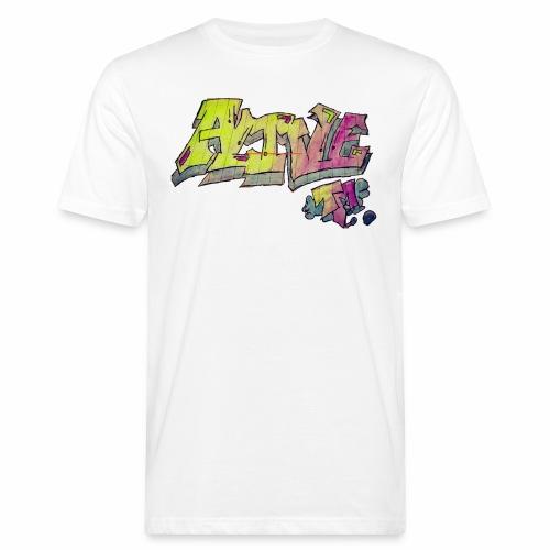 ALIVE TM Collab - Men's Organic T-Shirt