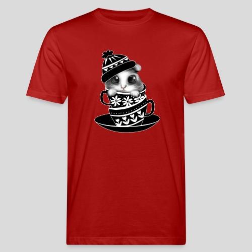 Schwarze Tiere - Männer Bio-T-Shirt