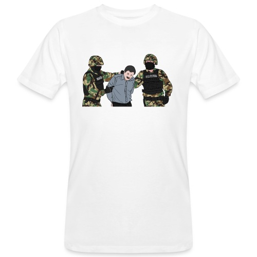 EL CHAPO - Männer Bio-T-Shirt