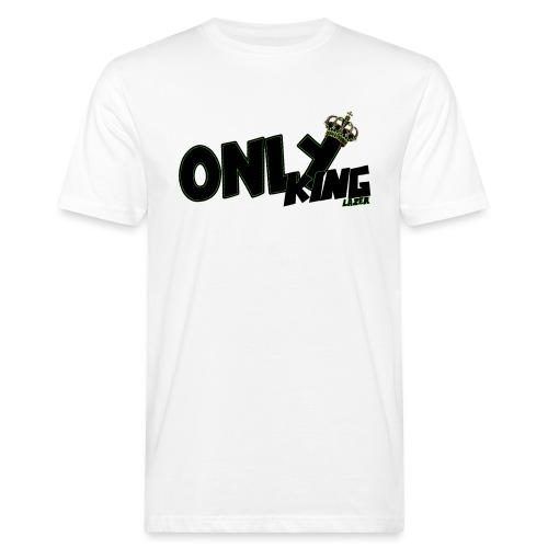 OnlyKing Lazer - T-shirt bio Homme