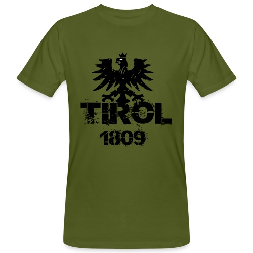 Tirol 1809 - Männer Bio-T-Shirt