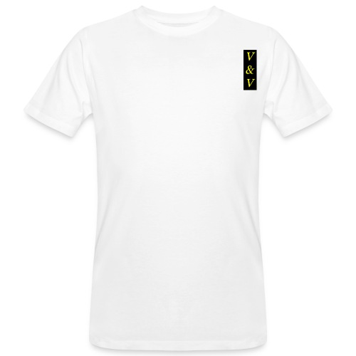 V V NOWE - Ekologiczna koszulka męska